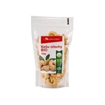 Kešu ořechy BIO 150 g
